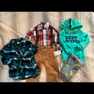 2T Winter Bundle NWT